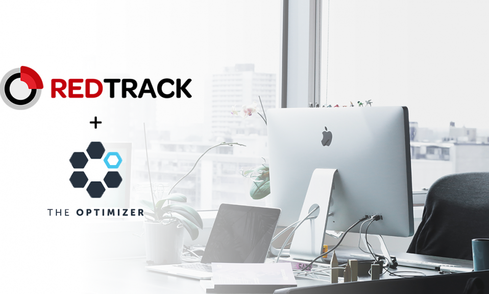 redtrack is now connected with theoptimizer.io