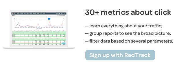 redtrack sign up