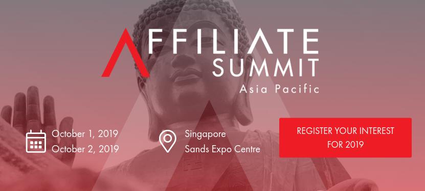 Affiliate Summit APAC