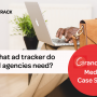 What ad tracker do ad agencies need?