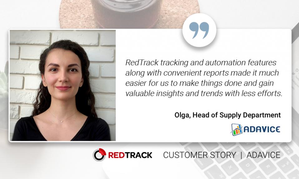 adavice customer story