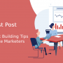 Guest Post: Basic Link Building Tips for Affiliate Marketing
