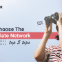Top 5 Tips To Consider When Looking For The Best Affiliate Network