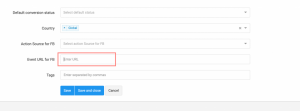 step 7 - add your verified domain