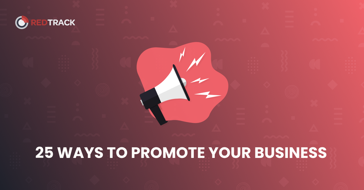 25 ways to promote your business