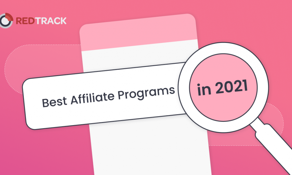 best affiliate programs in 2021