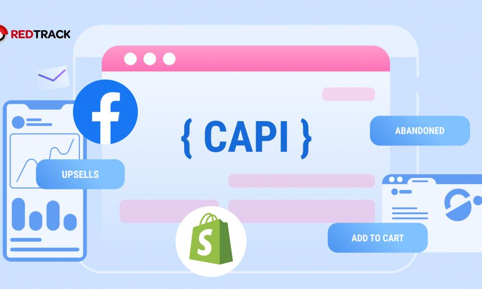 RedTrack as a eCom Facebook Conversion API solution